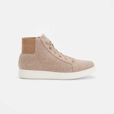Gaze Wool High-Top Sneaker