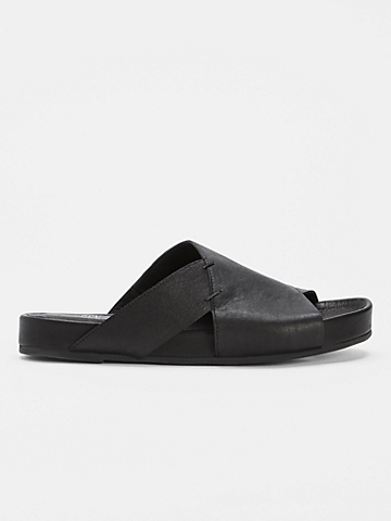 Ease Leather Sandal