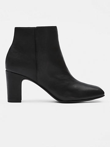 Tokyo Nappa Leather Bootie