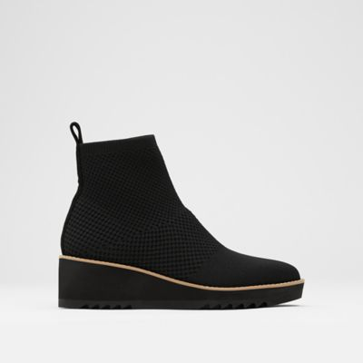 London Recycled Stretch Knit Bootie