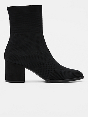 Ohm Recycled Stretch Knit Boot