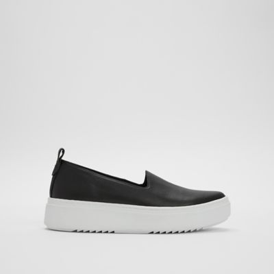 Prosper Platform Sneaker in Leather