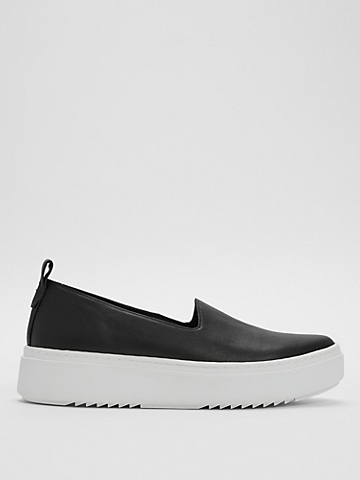 Prosper Platform Sneaker in Leather