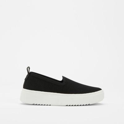Prosper Platform Sneaker in Recycled Stretch Knit