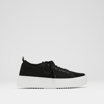 Peris Recycled Stretch Knit Wedge Sneaker