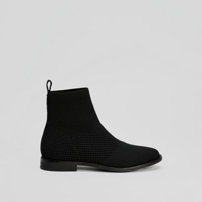 Jude Recycled Stretch Knit Bootie