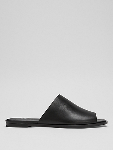 Class Leather Slide Sandal