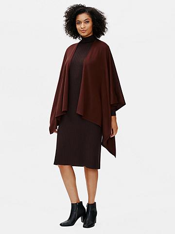 Fine Silk Cashmere Serape