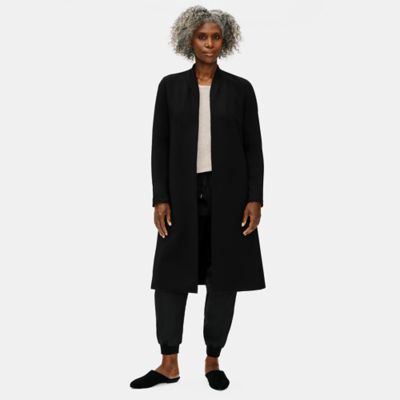 Flex Ponte Long Jacket
