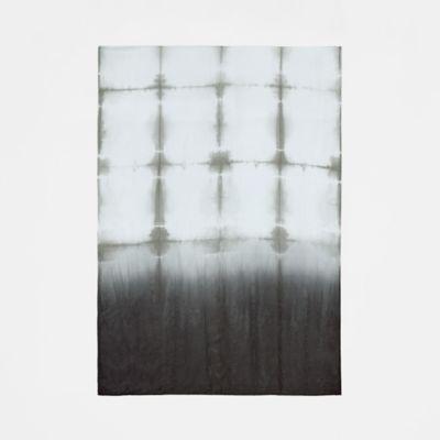 Silk Shibori Windows Scarf