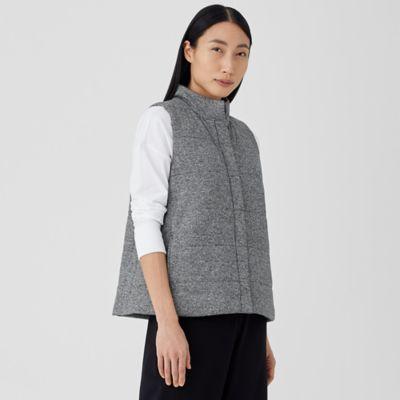 Organic Cotton Hemp Vest