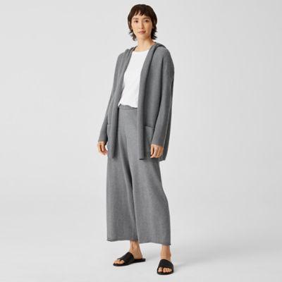 Peruvian Organic Cotton Straight Pant