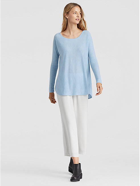 Featherweight Cashmere Tunic