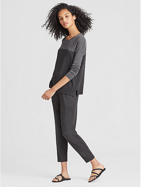 Lightweight Cozy Tencel Box-Top