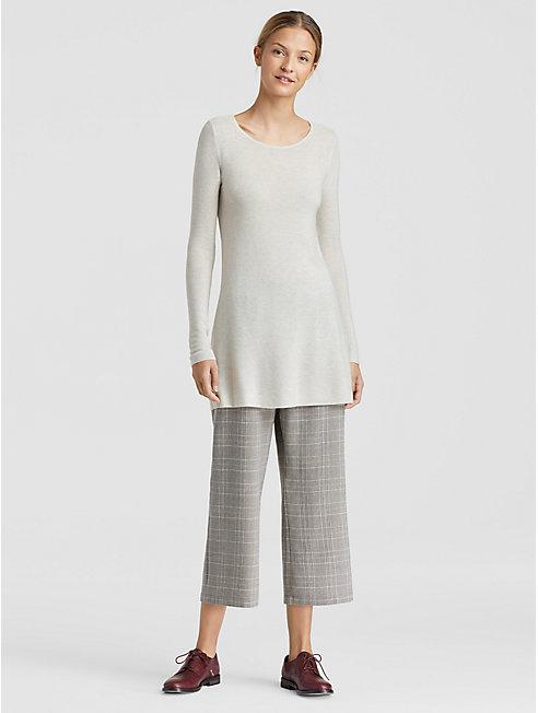 Tencel Organic Cotton Silk Tunic