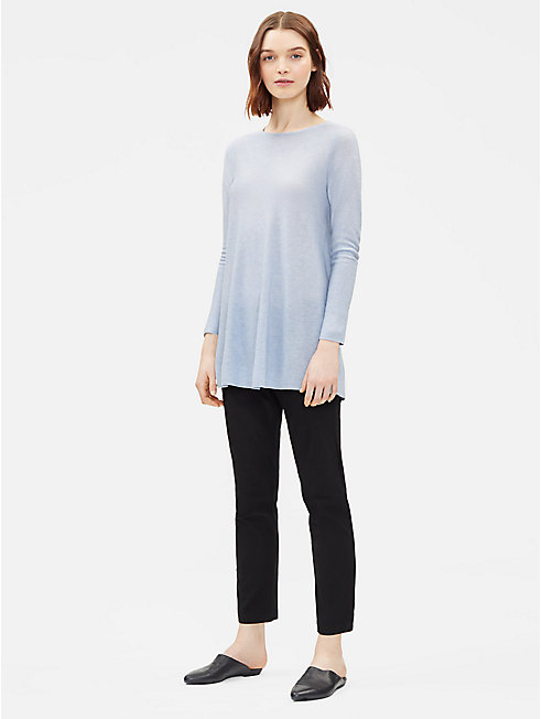 Tencel Organic Cotton Silk Tunic