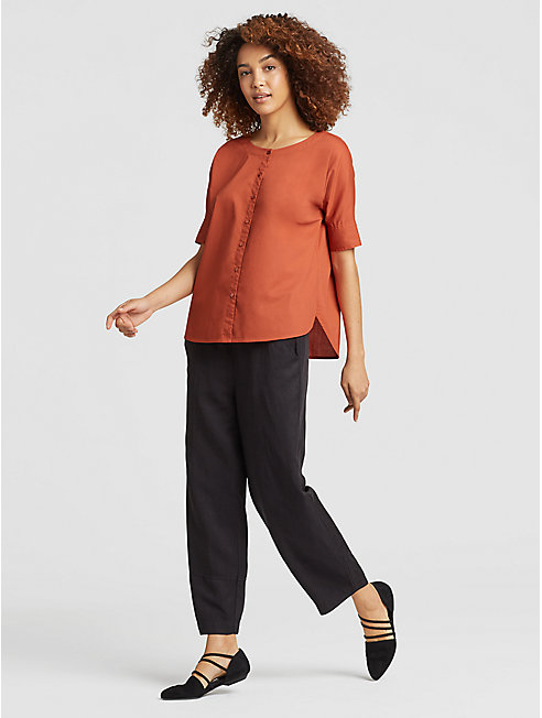 Organic Cotton Boxy Top