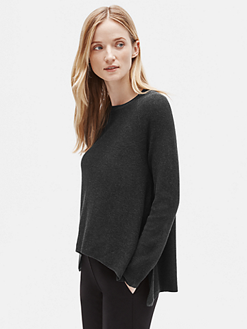Tencel Organic Cotton Silk Top