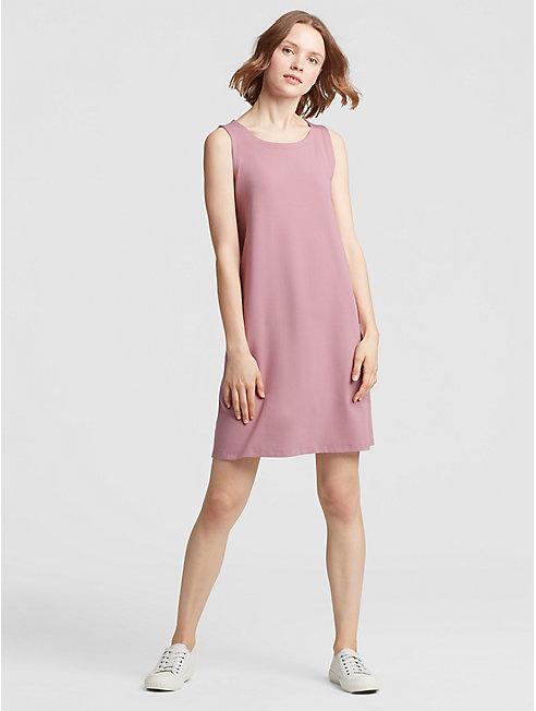 Organic Cotton Jersey Shift Dress