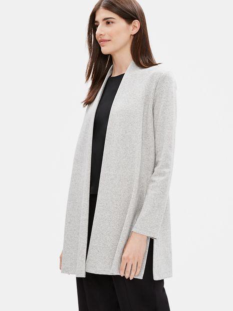 Eileen Fisher Sustainable Vegan Winter Jacket