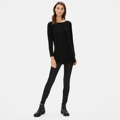Tencel Jersey A-Line Tunic