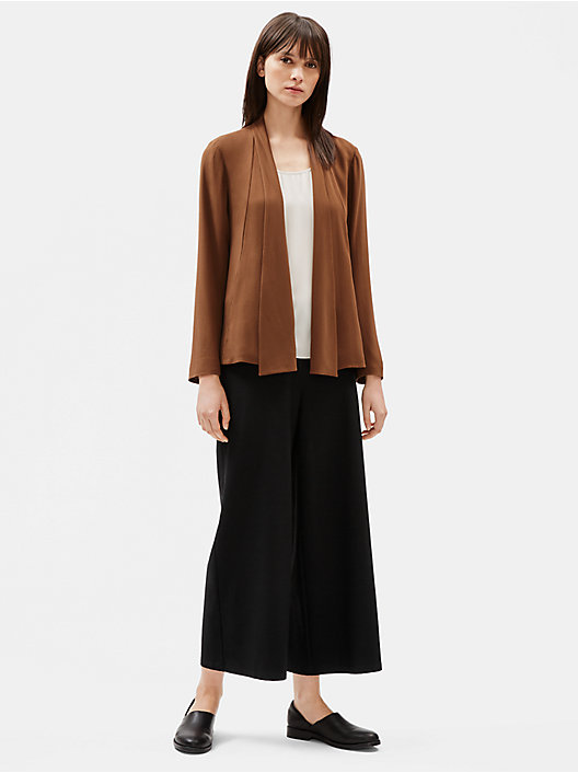 8d9850d99ee Womens Coats, Jackets and Vests | EILEEN FISHER