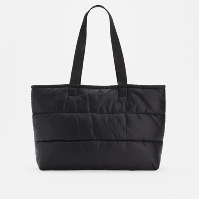 Eggshell Recycled Nylon Tote