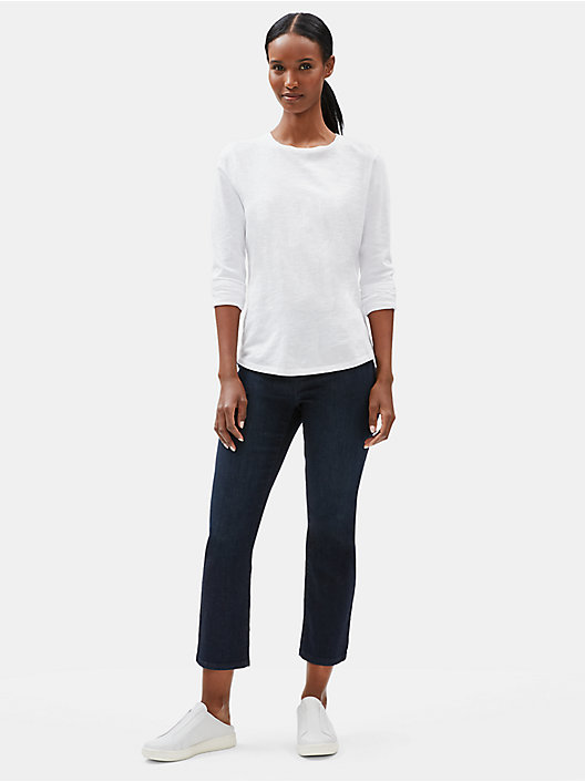 1abe3e10 Skinny Jeans for Women and Chambray Shirts | EILEEN FISHER