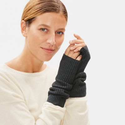 Fine Merino Glovelettes in Responsible Wool
