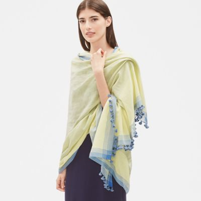 Handloomed Organic Cotton Wrap