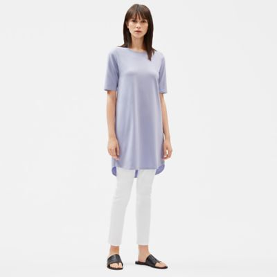 Organic Cotton Stretch Shift Dress