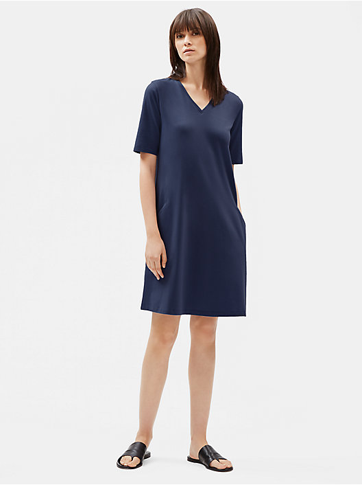 295eeda208132 Dresses & Skirts for Women and Midi Dresses | EILEEN FISHER