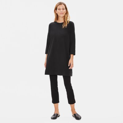 Organic Cotton Stretch Tunic