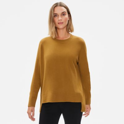Luxe Merino Stretch Box-Top in Responsible Wool