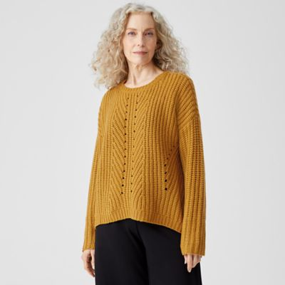 Lofty Recycled Cashmere Box-Top