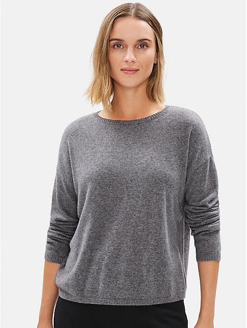 Italian Cashmere Box-Top