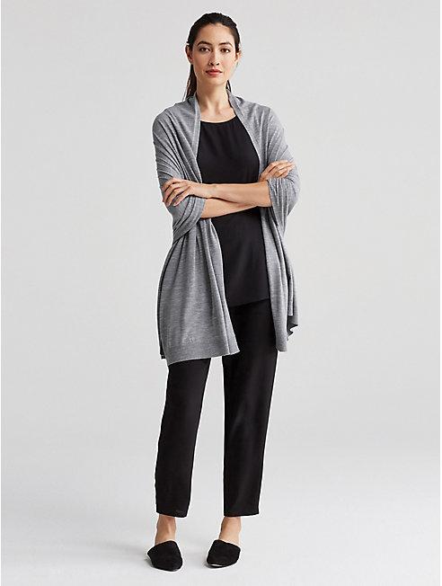 Featherweight Luxe Merino Wrap