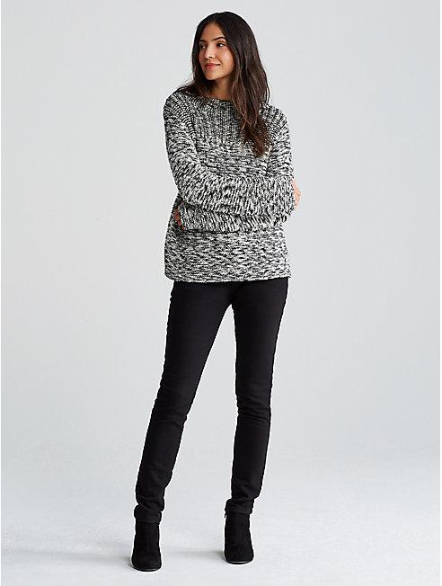 Organic Cotton Cozy Stretch Skinny Jean