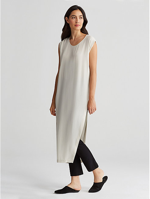 Bluesign® Certified Silk Tunic