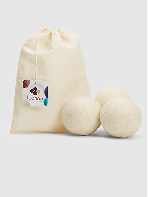 LooHoo for EILEEN FISHER Wool Dryer Balls