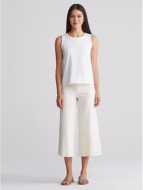 Organic Cotton Recycled Polyester Pant