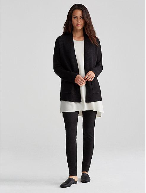 Organic Cotton Cashmere Long Cardigan