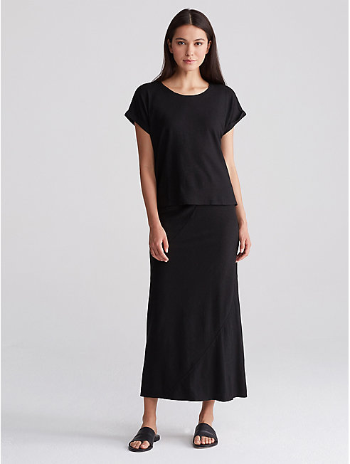 Hemp Organic Cotton Skirt
