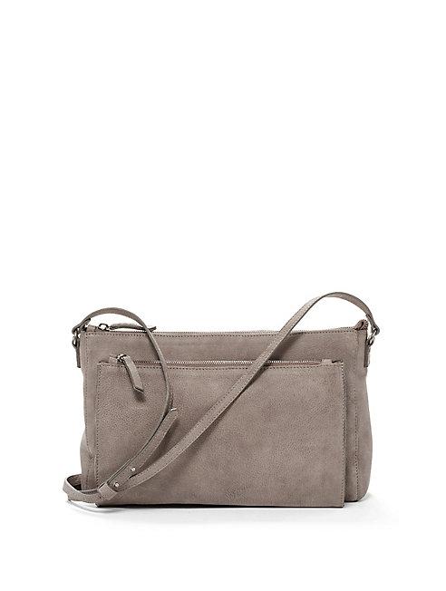 Italian Nubuck Shoulder Bag