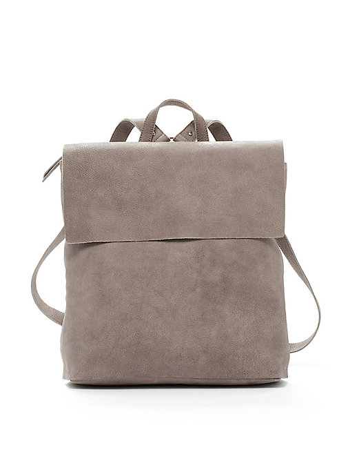 Italian Nubuck Backpack