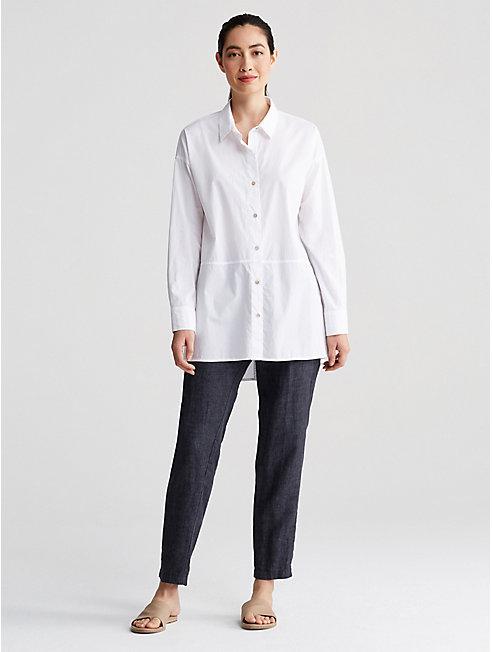Organic Cotton Oversized Shirt