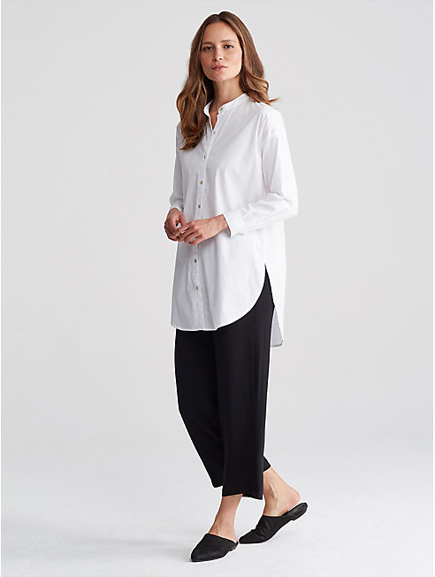Organic Cotton Long Shirt