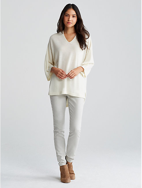 Organic Cotton Jean Legging