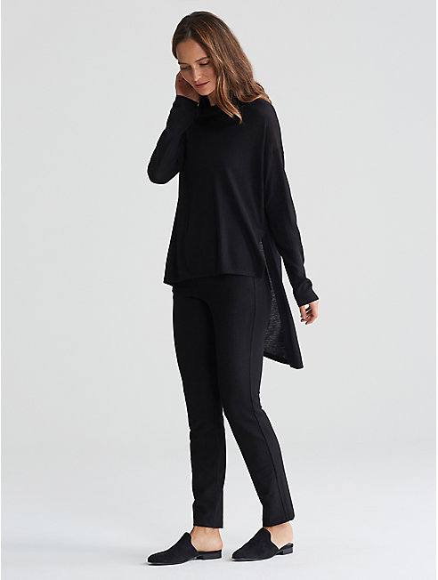 Ultrafine Merino Asymmetrical Top