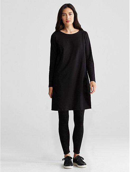Organic Cotton Jersey Dress